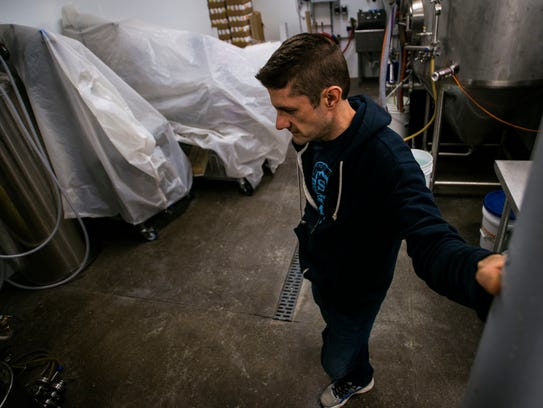 Simple Roots Brewing owner Dan Ukolowicz started his