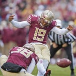 FSU's Roberto Aguayo made 88.7 percent of his field goal attempts for the Seminoles.