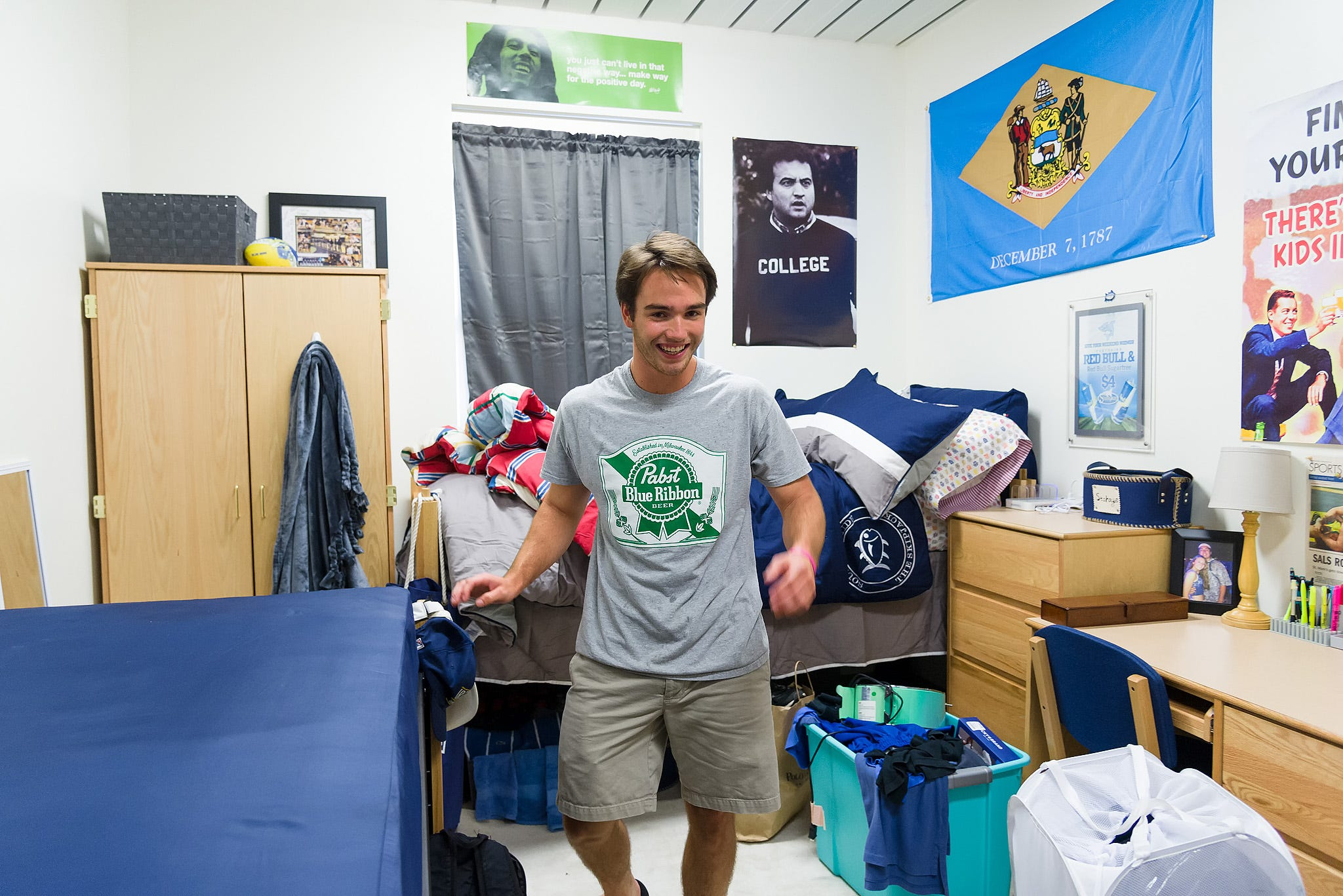 Delightful Delaware State University Sophomore Move Into Their Dorm Rooms Jason  Minto/The News Journal. UD Freshmen Move In Day Part 31