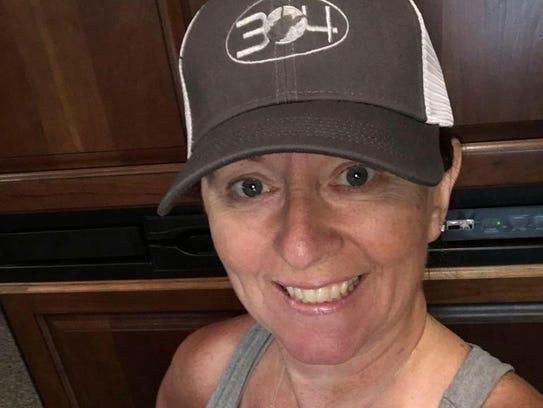 Denise Burditus of Martinsburg, W.V., was killed in