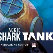 Aggie Shark Tank returns during NMSU Homecoming week celebration