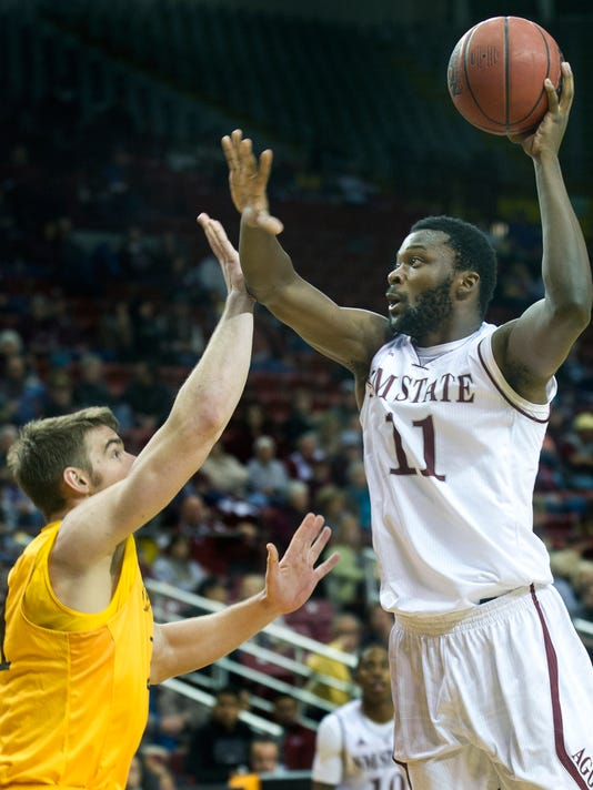New Mexico State men's basketball