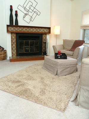 Less is more during the showing phase. A buyer needs to visualize what their own belongings would look like in the home. Rearrange or remove furniture to create a larger living space.