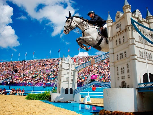 Germany, which holds the record for most equestrian medals, will face some stiff competition with Great Britain and the U.S. on its heels.