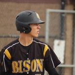 Beachwood High School senior baseball captain Max Balazs