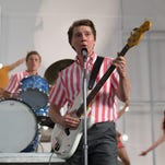 "Paul Dano stars as the younger Brian Wilson in ""Love & Mercy."""