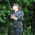 Emmie Pietila of Brighton retained the lead at the Michigan Women's Open on Tuesday. She'll try to win the tournament in today's final round.