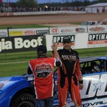 Billings' Jesse Stovall will look to extend his 2015 total of 18 victories, this weekend at Lucas Oil Speedway.