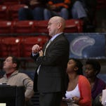 ULM coach Jeff Dow takes the Warhawks against SLU on Sunday.