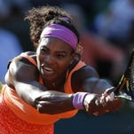 For the fourth time, Serena Williams has been named The Associated Press Female Athlete of the Year.
