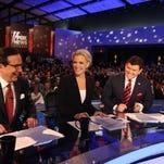 Photos: The Republican debate in Des Moines