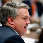 House Education Committee member Rep. Charles Busby, R-Pascagoula, is listed as a co-author of House Bill 493, which would expand the state's school voucher law. (AP Photo/Rogelio V. Solis)