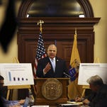 Senate President Stephen M. Sweeney's bill gives Atlantic City 130 days to right its finances, compared with two years in the Assembly bill.