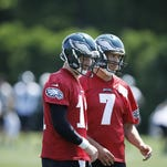 FRANK: Internal competition goes beyond QB for Eagles
