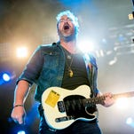 Country music's Lee Brice wrote his way to stardom