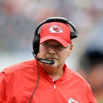 Chiefs trying to right wrongs as Jets visit with hot offense