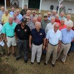 Guard veterans gather for reunion at ranch
