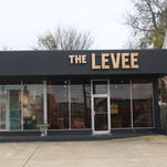 On the Menu: The Levee restaurant now open