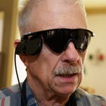 Blind the past 25 years, Wauwatosa man fitted with bionic eye to simulate sight