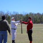 Vintage Baseball hits a home run