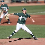 Left arm is two-way Michigan State star Alex Troop's one-way path in MLB draft