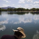 Urban Oases: 12 lakes and a waterfall in the Phoenix area