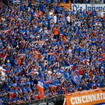 Ritchie Ryan: 'any player in the lower leagues of North America wants to be at FC Cincinnati'