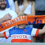Here's how FC Cincinnati fans, media are reacting to Nashville announcement by MLS
