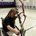 Meet Rylie Duos: Archer, philanthropist and athlete of the year