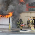 Cause of International Book Mine fire undetermined