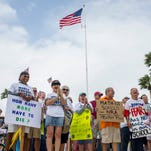 Corpus Christi residents gather for March for Our Lives rally