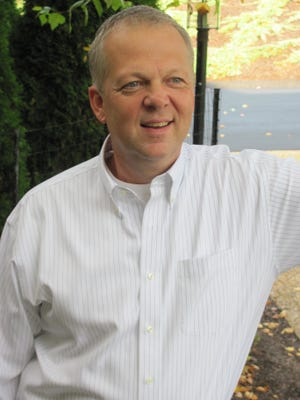 Businessman Dan Moxley is one of three candidates hoping to win the state senate nomination on June 9.