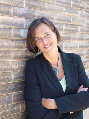 Hannah Morgan, aka the Career Sherpa, teaches clients how to create visual portfolios instead of resumés.