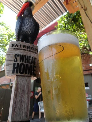 Fairhope Brewing Co.'s S'Wheat Home.
