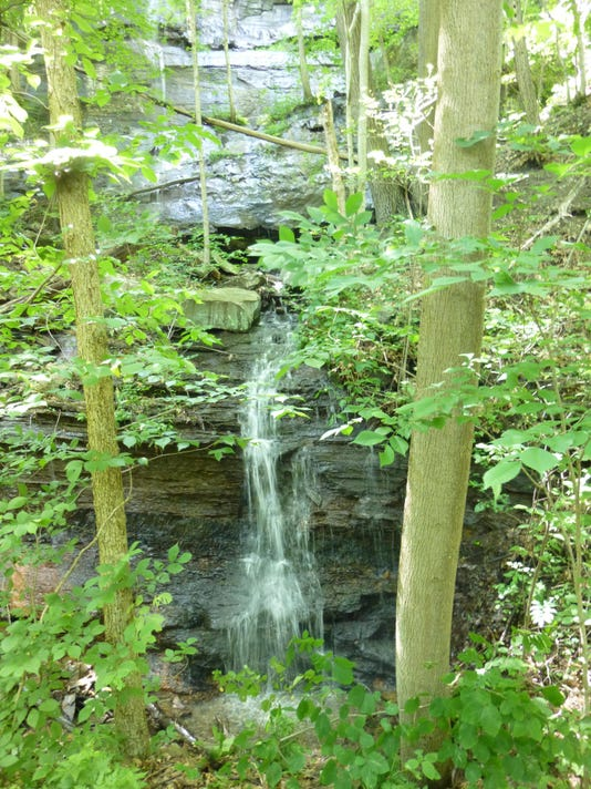 9 tenn waterfall