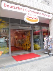 Berliners love their currywurst so much that a museum