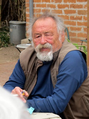 Author and poet Jim Harrison spent half his time in the southern Arizona town of Patagonia in Santa Cruz County.