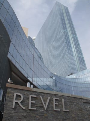This Oct. 17, 2012 photo shows the former Revel Casino Hotel in Atlantic City, which shut down on Sept. 2, 2014.(AP Photo/Wayne Parry)