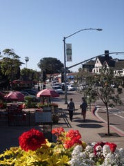 Wander Del Mar Village to learn about its rich, celebrity past or grab a Taste of Del Mar in September.