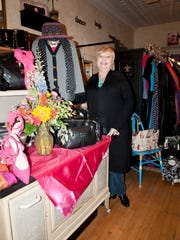 Susan Stecker purchased the well-known Kim's Classic Closet in November 2015 and transformed it into Susan's Second Style. The consignment shop is at 304 N. Ninth St. in Manitowoc.