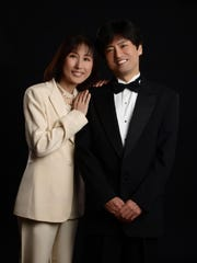 First United Methodist Church organist Kiyo Watanabe will join his wife Chiemi for her annual Palm Sunday organ concert at Floral Heights United Methodist Church.