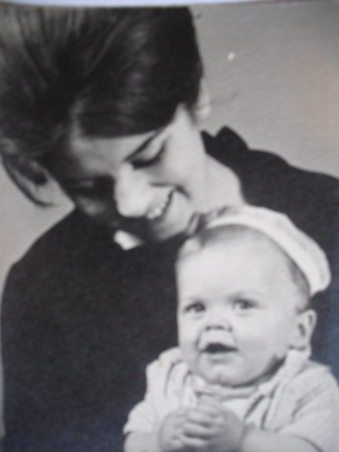 Mary Elaine Costa is pictured with her son, Jimmy,