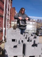 Meredith Comi of the NY/NJ Baykeeper environmental