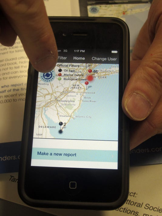 Water Pollution App