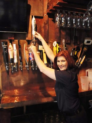 Seville's End O'The Alley Bar features The Gotham Project Riesling.