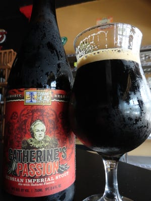 Swamp Head Brewery's Catherine's Passion Russian Imperial Stout.