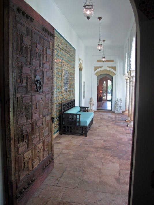 Doris Duke's Mughal Suite