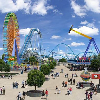 Report: 6 Michigan residents arrested in brawl at Cedar Point