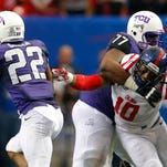 Ole Miss linebacker C.J. Johnson will miss Saturday's game with a knee injury, allowing Terry Caldwell to earn his first start as a Rebel.