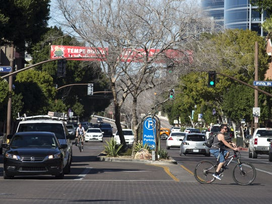 Tempe made a conscious effort to grow up, not out.